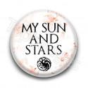 Badge : Devise Daenerys Targaryen, Game of Thrones