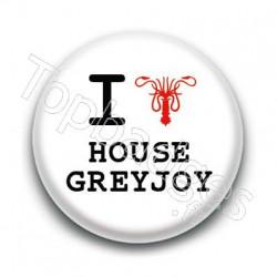 Badge : Love Greyjoy, Game of Thrones