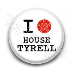 Badge : Love Tyrell, Game of Thrones