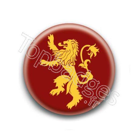 Badge : Blason Lannister, Game of Thrones