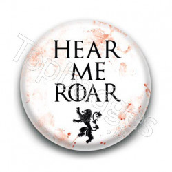 Badge : Devise Lannister, Game of Thrones