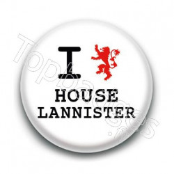 Badge : Love Lannister, Game of Thrones