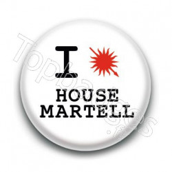 Badge : Love Martell, Game of Thrones