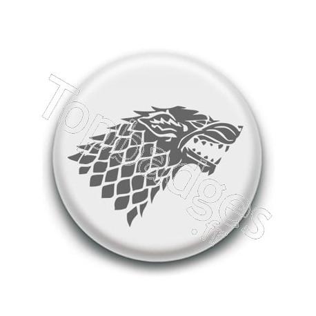 Badge : Blason Stark, Game of Thrones