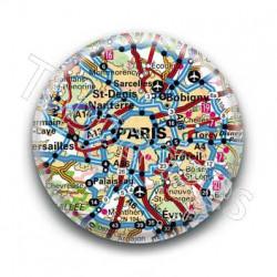 Badge GPS Ville de Paris