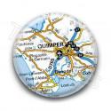 Badge GPS Ville de Quimper