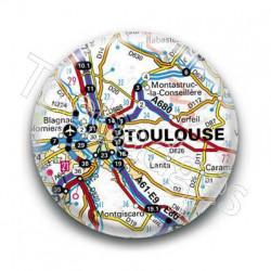 Badge GPS Ville de Toulouse