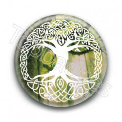 Badge Arbre Celtique