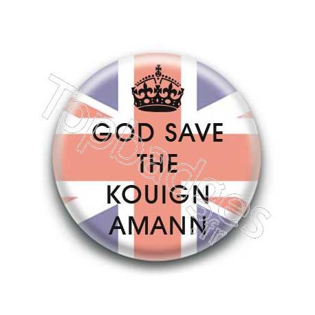 Badge : God save the kouign amann