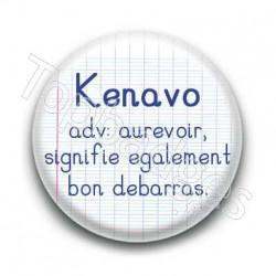Badge Bretagne Kenavo
