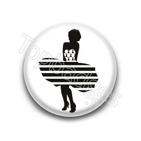 Badge : Bretonne Monroe