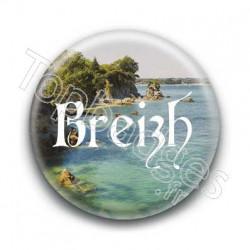 Badge Paysage Breton 1