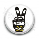 Badge Peace Breton 22
