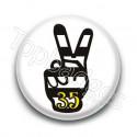 Badge Peace Breton 35