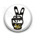 Badge Peace Breton 56