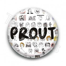 Badge PROUT
