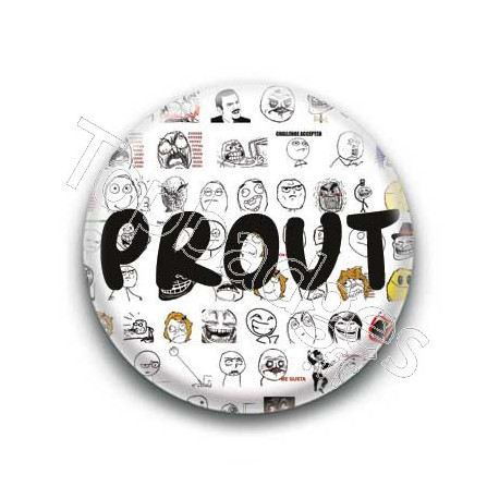 Badge : PROUT