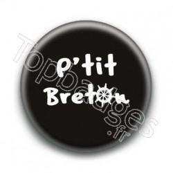 Badge Ptit Breton Gouvernail