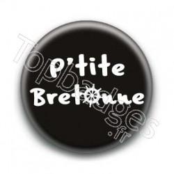 Badge Ptite Bretonne Gouvernail