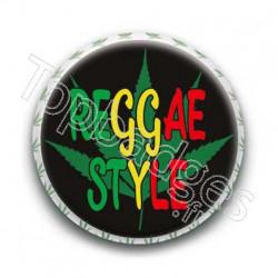 Badge Reggae Style
