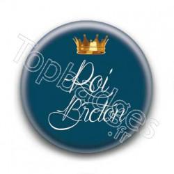 Badge Roi Breton