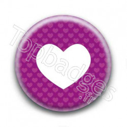 Badge Coeur