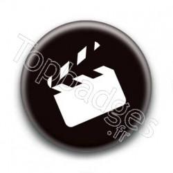 Badge Clap Cinéma