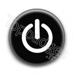 Badge Bouton Start
