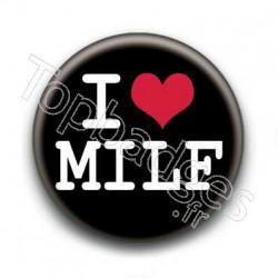 Badge I Love Milf