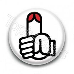 Badge : Humoristique socialiste