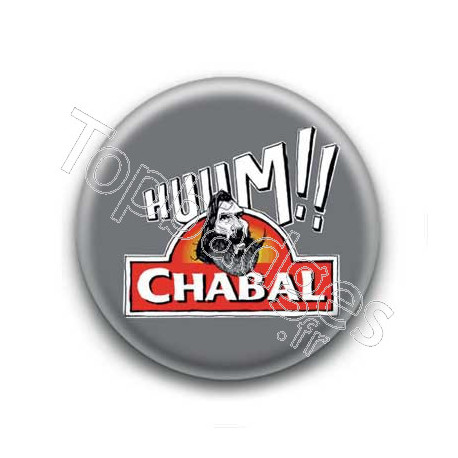Badge : Chabal