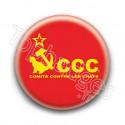 Badge Comité Contre Les Chats