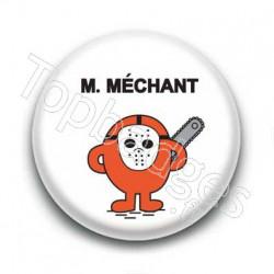 Badge Mr Méchant