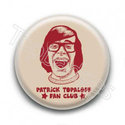 Badge Fan Club Patrick Topaloff