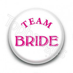 Badge Team Bride 2