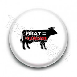 Badge Meat Equals Murder