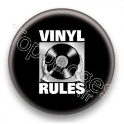 Badge Vinyl Rules