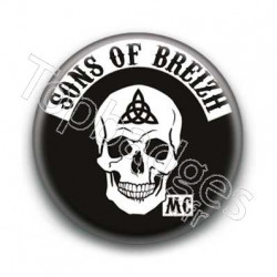 Badge Sons Of Breizh