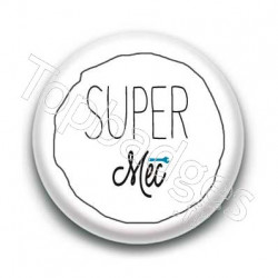 Badge Super Mec