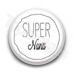 Badge Super Nana