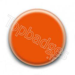 Badge Fond Orange